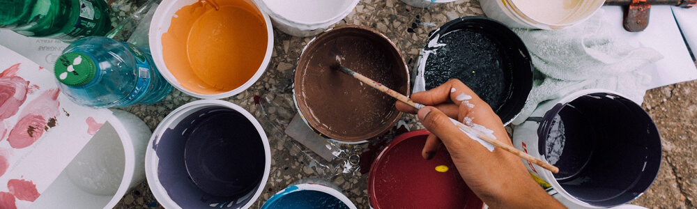 Kunsttherapie - Malen