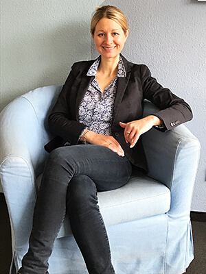 Psychotherapeutin Leonie von Düring-Ulmenstein